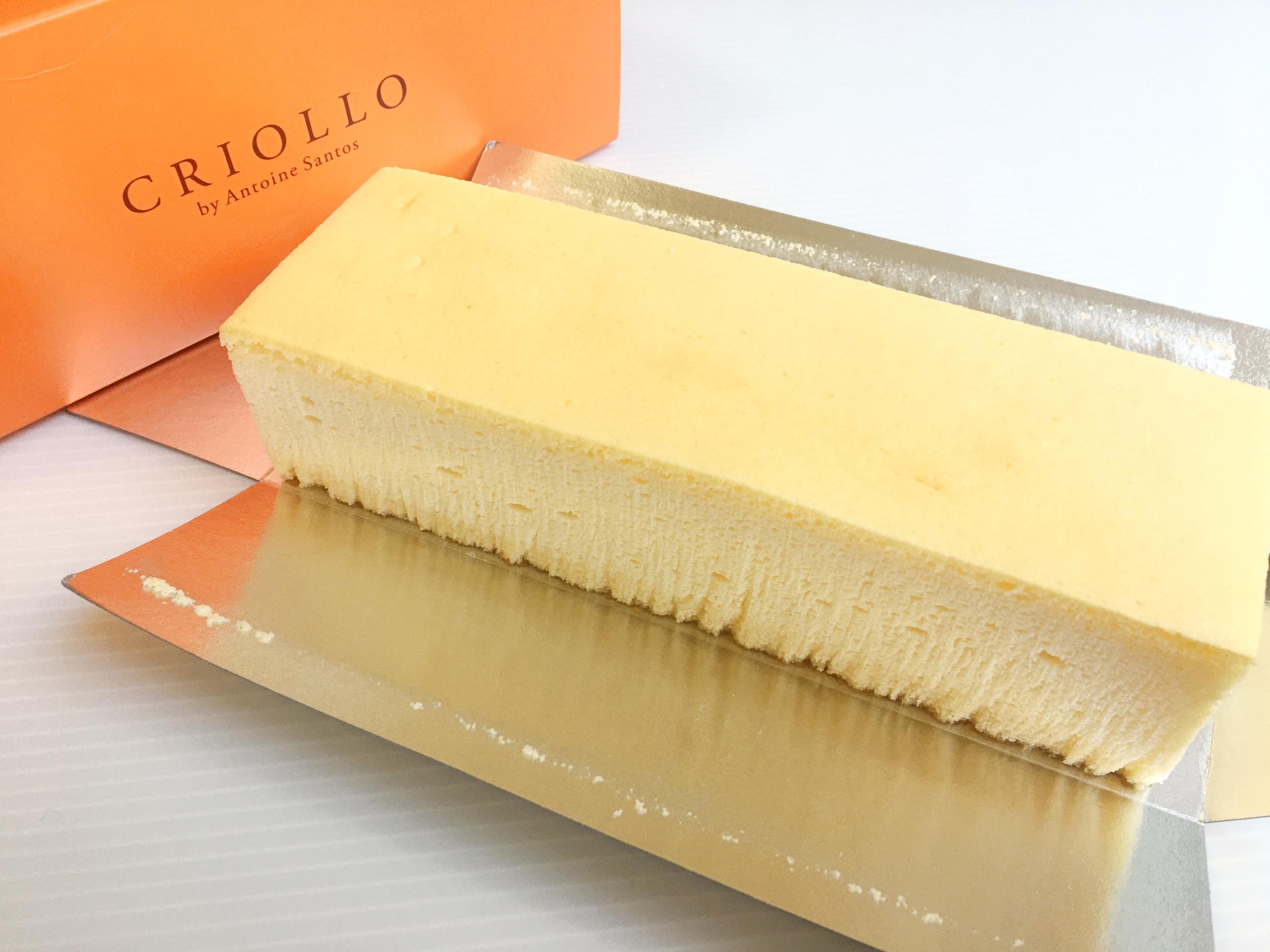 クリオロ チーズケーキ